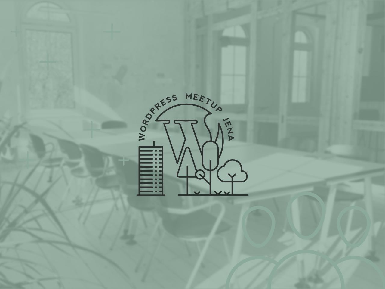 WordPress Meetup Jena Logo